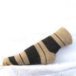 Chaussette en laine
